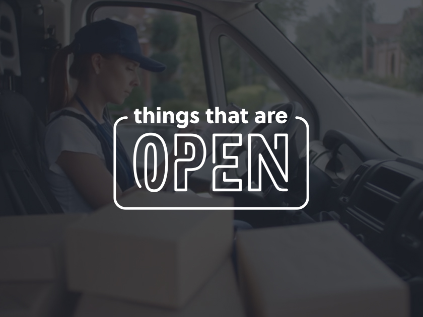 Things That Are Open